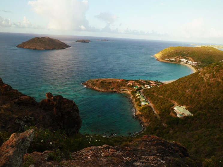 Colombier spot at Saint Barth